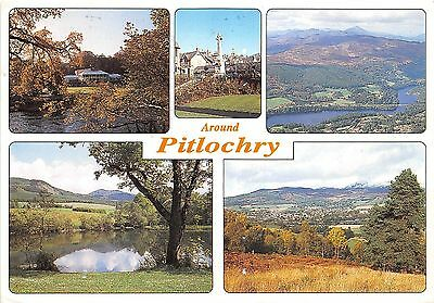 BT17691 around pitlochry  scotland uk
