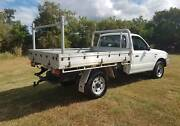 2004 Ford Courier Ute 4WD 4 cyl 170000 kms Hope Island Gold Coast North Preview