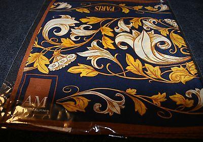 Collection Silk Scarf (New 100% Silk Scarf