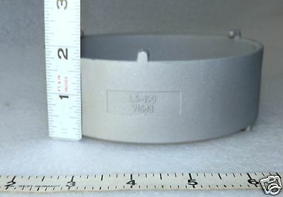 New L190 Stainless Steel Jaw-in Shear Ring  Torque 5830 Inch Pounds 43 Rpm