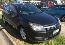 2005 Holden Astra Hatchback Mount Waverley Monash Area Preview