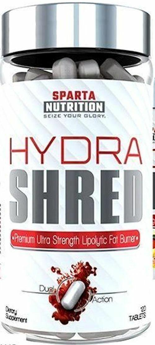 Sparta Nutrition Hydra Shred Original Premium Ultra Strength Fat Burner