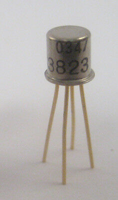2n3823 N-channel Silicon Jfet Hard To Find Device Great Price
