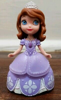 "Disney Sofia the First 3"" Magical Talking Castle Princess Doll Figure Toy"