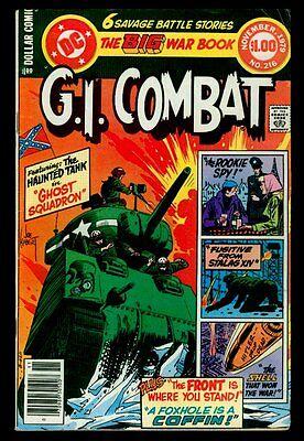 DC Comics G.I. COMBAT #216 VG/FN 5.0