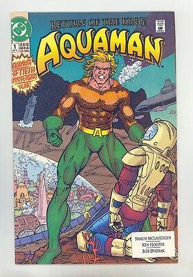 Aquaman #1 (1991 2nd Series) NM- Hooper