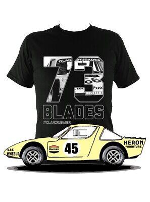 Clan Crusader Johnny Blades Racing T Shirt