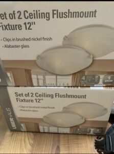Four Match Lights~ Brand New in Sealed Box