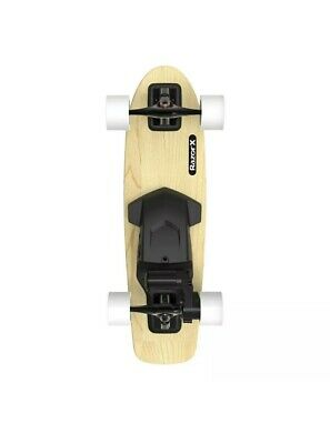 Electric Skateboard RazorX Cruiser with remote control - used