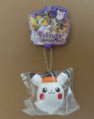Ghost Pokemon Halloween (Pokemon Center Japan Halloween Time Ghost Pikachu Rubber Squishy)