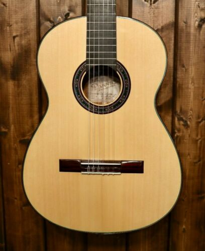 Pimentel & Sons M-1 2021 Solid Spruce And Mahogany Handmade Classical Guitar