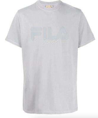 Astrid Andersen x Fila Thea print T-shirt Size XL NEW $140 BLM6-6