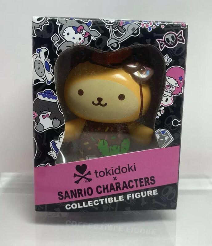 Tokidoki X Sanrio Character - Pom Pom Purin