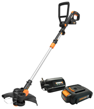 WORX WG170.1 GT Revolution 20V PowerShare Cordless Electric String Trimmer/Edger