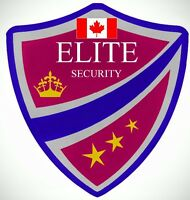 SEEKING GUARDS IN ESSEX COUNTY