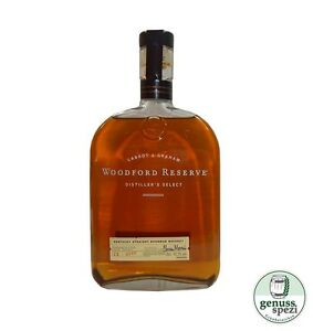 Woodford Reserve Kentucky Straight Bourbon Whiskey 43,2% 0,7l