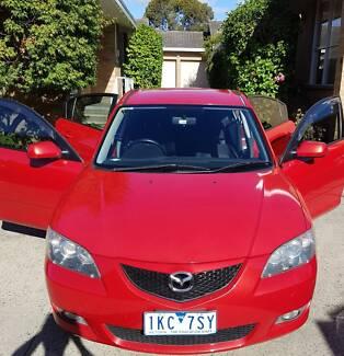 2006 Mazda 3 Maxx Sport BK Series 1 Auto Nunawading Whitehorse Area Preview