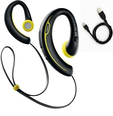 Jabra sport plus FM radio in Headphones-dual EAR music stereo Bluetooth headset, used for sale  Shipping to India
