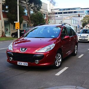 Peugeot 307 HDI 2006 Williamstown Hobsons Bay Area Preview