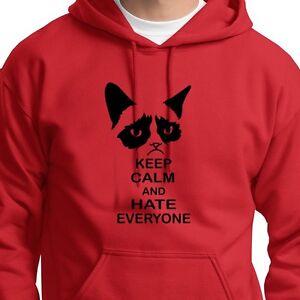 Keep-Calm-And-Hate-Everyone-Funny-Internet-Cat-Tee-Pet-Humor-Hoodie-Sweatshirt
