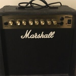 Marshall MG15DFX - Guitar Amp- $115 Or best offer