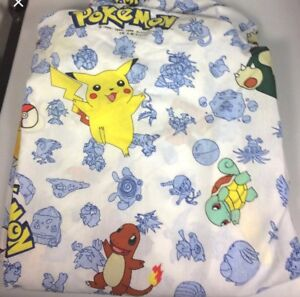 Looking for 1998 Pokémon fitted sheet