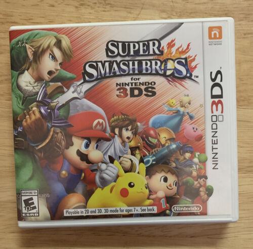 Super Smash Bros. 3DS, 2014  - $10.00