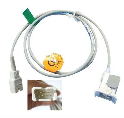 Masimo Oximax 1864lncs Dcip Pediatric Finger Clip Spo2 Sensor 9pin