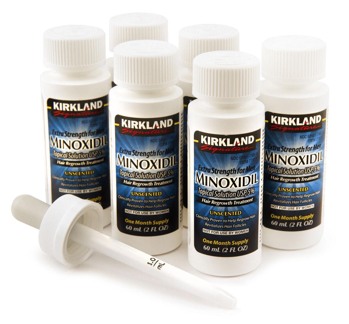 Minoxidil - для роста волос в Темире