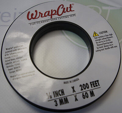 60m (0,33€ / m) WrapCut Cutting / Schneide Tape für Car Wrapping Wrap Cut Tape