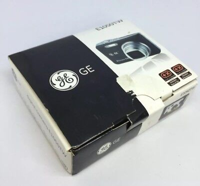 GE E1035 Compact Digital Camera 10.1MP, 2.7