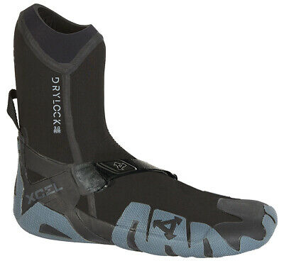 3mm XCEL DRYLOCK Round Toe Wetsuit Boots