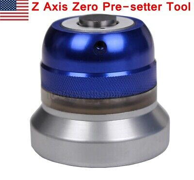 New Z Axis Zero Pre-setter Tool Setter For Cnc Router 500.005mm Photoelectric