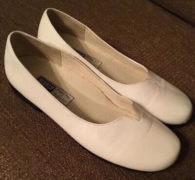 Off White Girls Dress Shoes (Girls Munro Dress Shoes Size 4.5 M Off White)