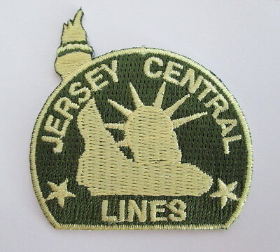 JERSEY CENTRAL LINES Railroad PATCH