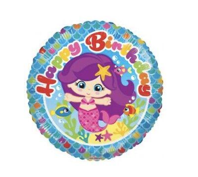 Happy Birthday Mermaid 18