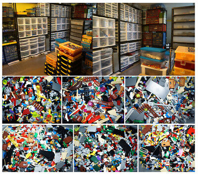 BRAND NEW 100% Genuine LEGO 5 LB Pounds Bulk Lots FROM BL STORE CLOSING
