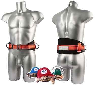 Haltegurt Absturzsicherung EN358 Auffangschutz Fallschutz Klettergurt Fallgurt