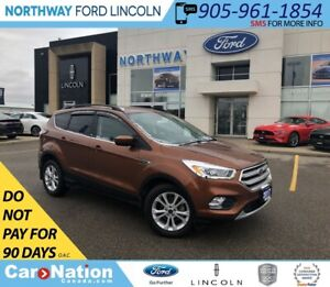2017 Ford Escape SE | HTD LEATHER | NAV | PWR LIFTGATE | 201A