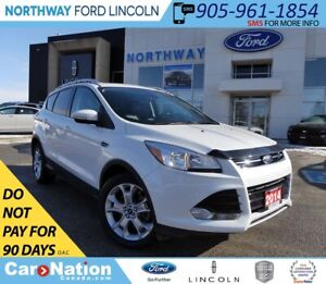 2014 Ford Escape Titanium | NAV | HTD LEATHER | PANO ROOF |