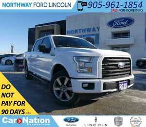2016 Ford F-150 XLT | SPORT | PANOROOF | NAV | 302A