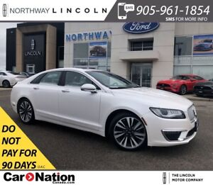 2017 Lincoln MKZ SELECT | SUNROOF | NAV | HID LAMPS | AWD