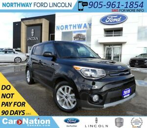 2019 Kia Soul EX | BACKUP CAM | HTD SEATS & WHEEL | FOG LIGHTS |