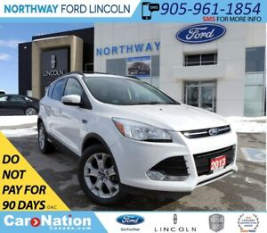 2013 Ford Escape SEL | NAV | HTD LEATHER | PANOROOF |