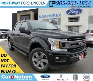 2018 Ford F-150 XLT | SPORT | NAV | REMOTE START | PANOROOF |