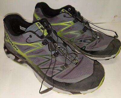 (Men's Salomon XT Wings 3 Trail Running/Walking Shoes - Size 12 )