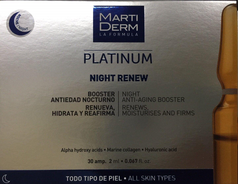 new platinum alfa peeling night renew 31