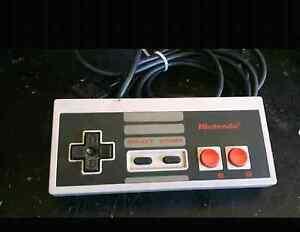 Nintendo entertainment system nes controller Original great condi Minto Campbelltown Area Preview