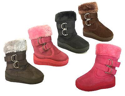 WHOLESALE LOT New Girls Infant Stylish 2 buckle 48 pairsBoot Fashion Shoe--2218B