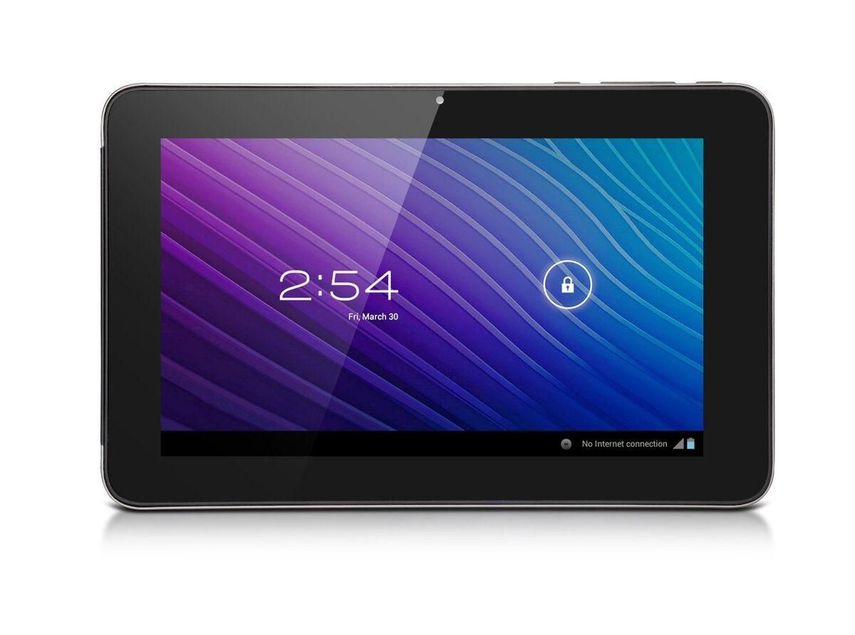 "IB Sleek 7"" Google Android 4 1 4GB Capacitive Multimedia 3G Tablet Dual Camera'S"
